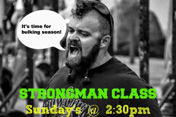 Strongman Class