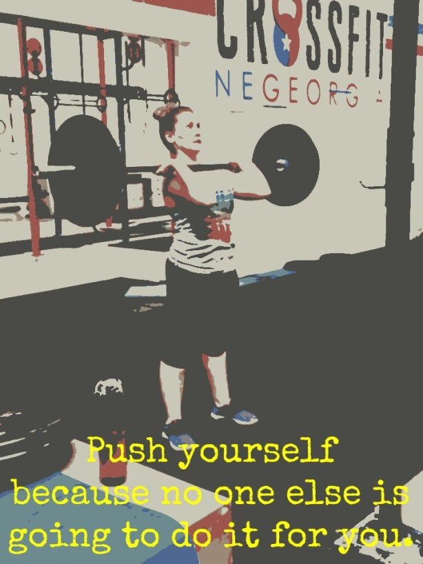 Glory Clean and Jerk