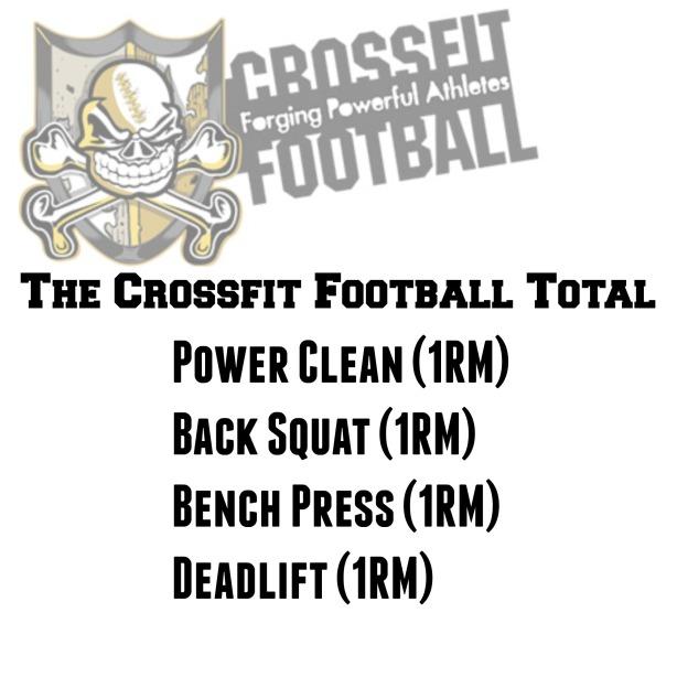 CrossFit Football Total